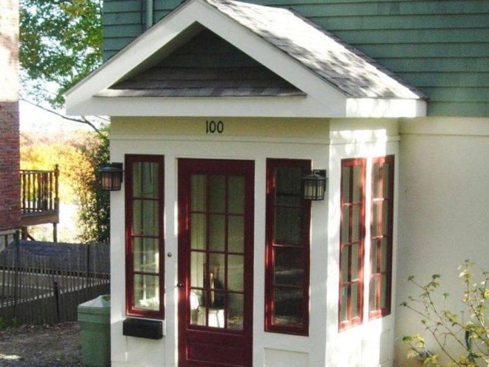 Decorating an Enclosed Front Porch