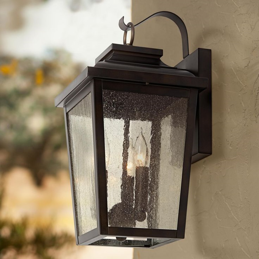 Image of: Decorative Lantern Porch Lights