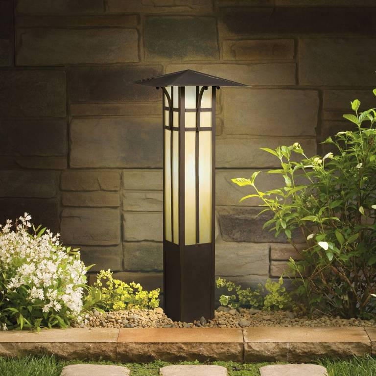 Image of: Decorative Outdoor Area Lighting