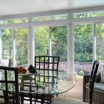 Dining 3 Season Porch Windows