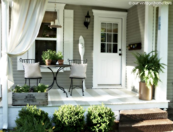 Elegant Ideas for Front Porch