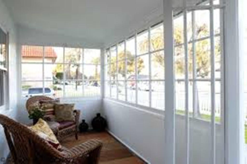 Enclosed Front Porch Ideas for Houses