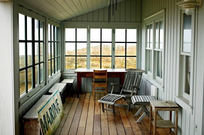Enclosing a Porch with Glass