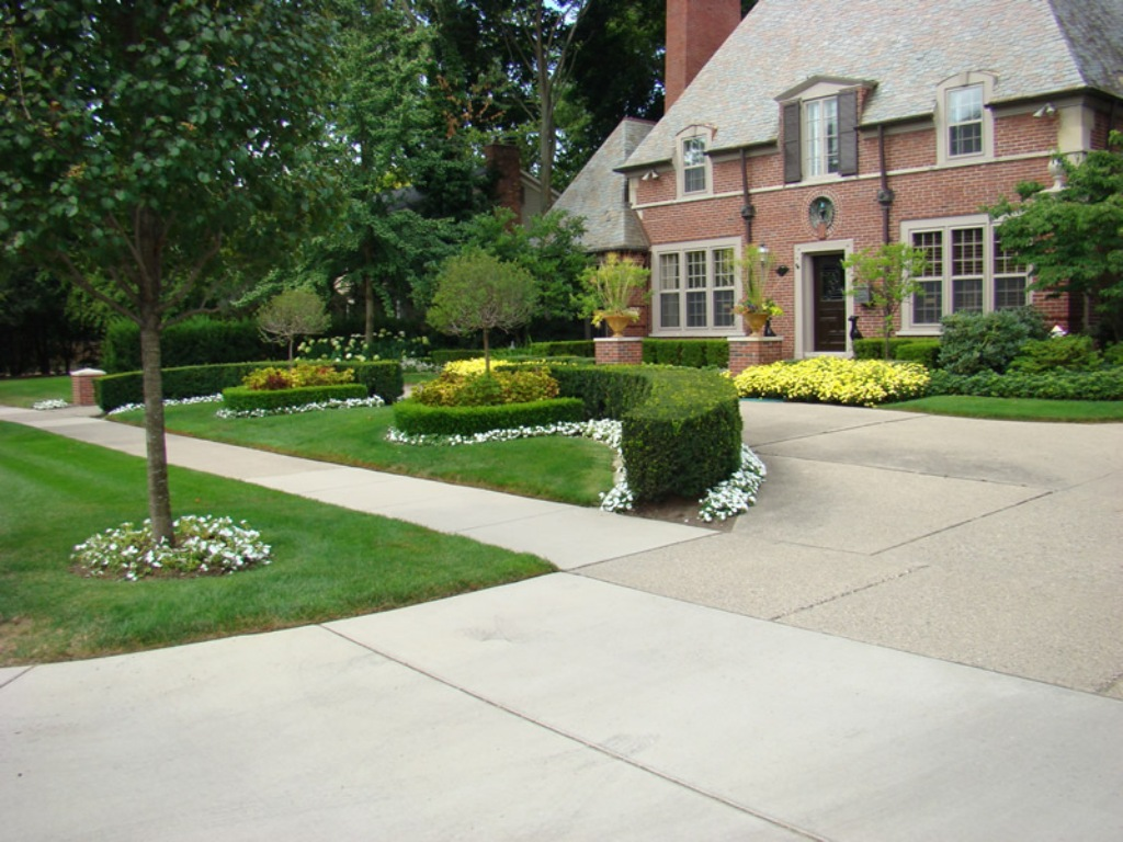 Image of: Exquisite Landscaping Frederick Md