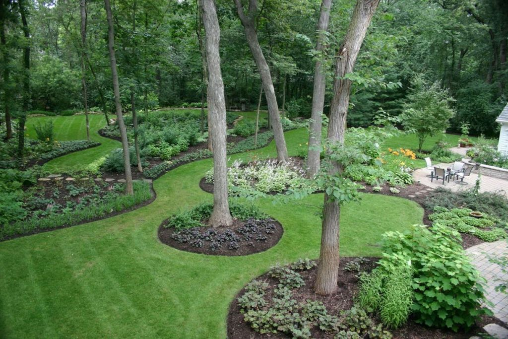 Image of: Exquisite Lawn And Landscaping