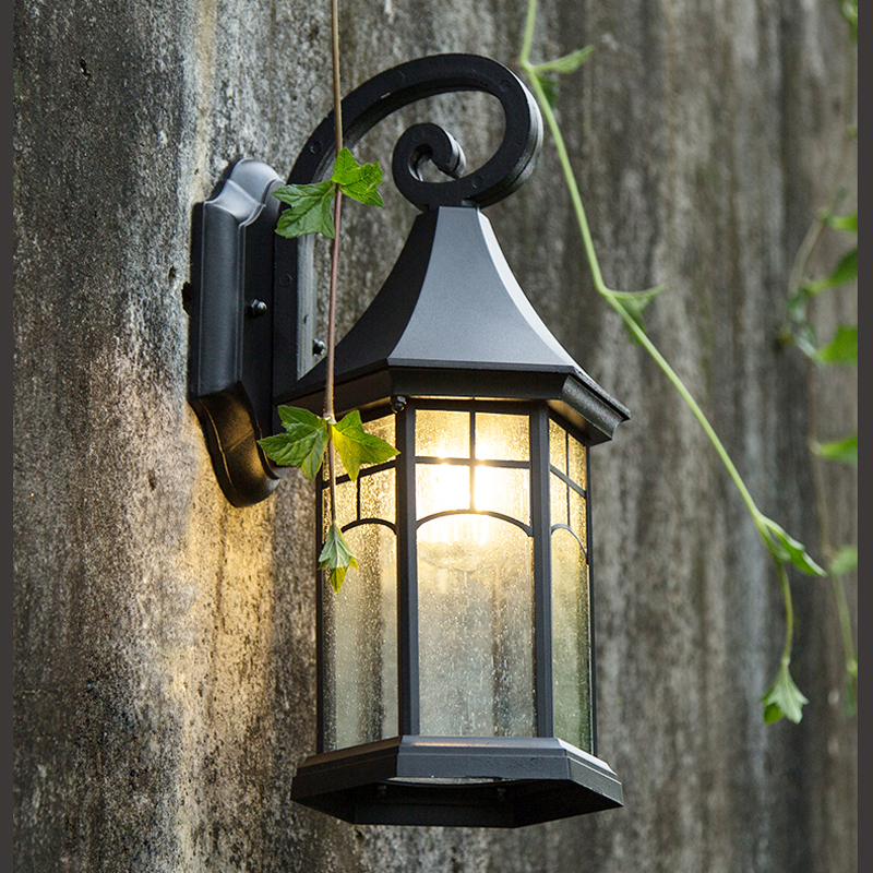 Image of: Exterior Porch Lights Cheap