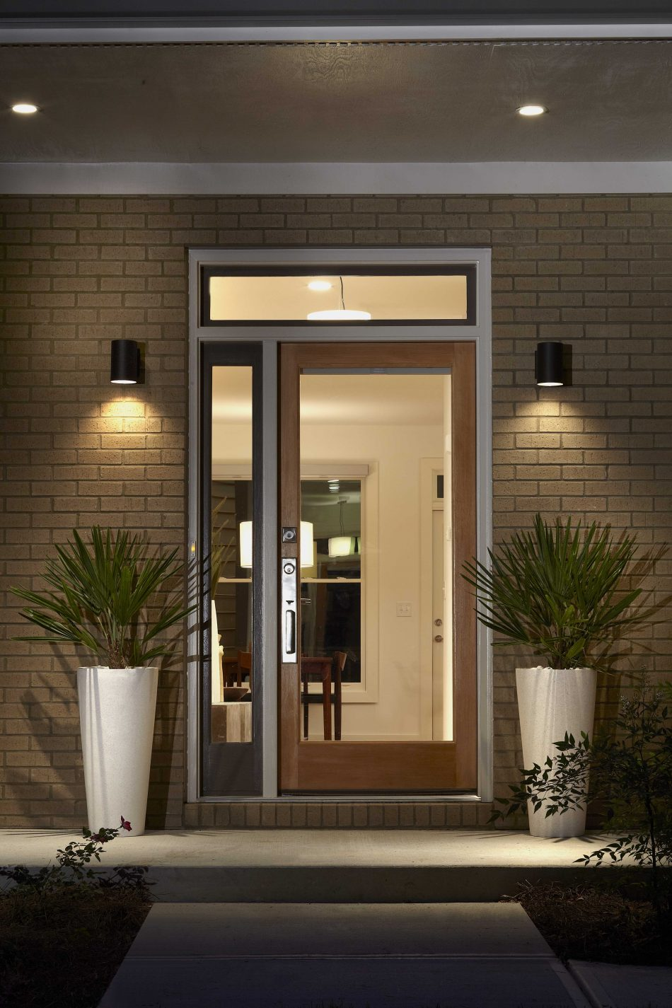 Image of: Exterior Porch Lights