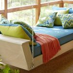 Famous Daybed Porch Swing
