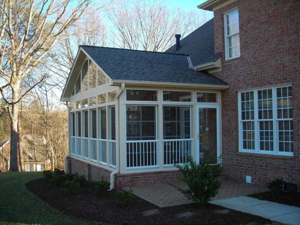 Image of: Four Season Porch Additions