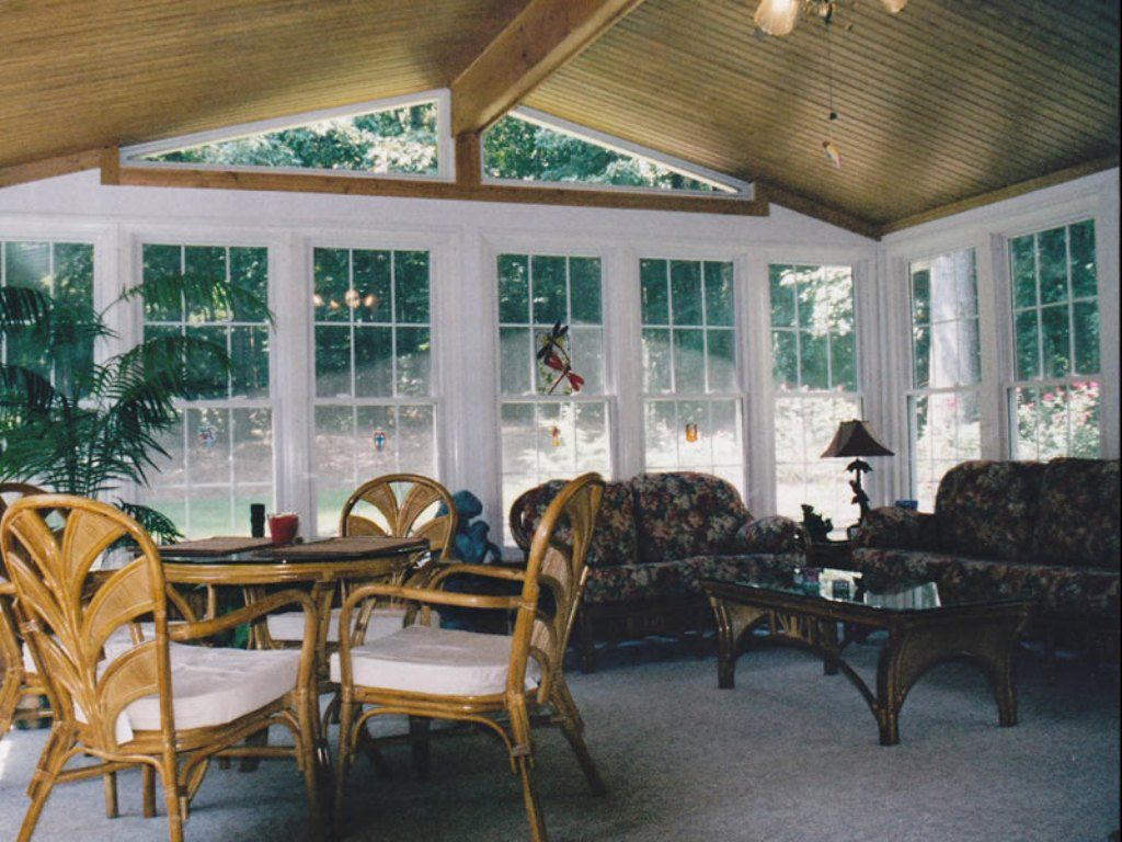 Image of: Four Season Porch Enclosures