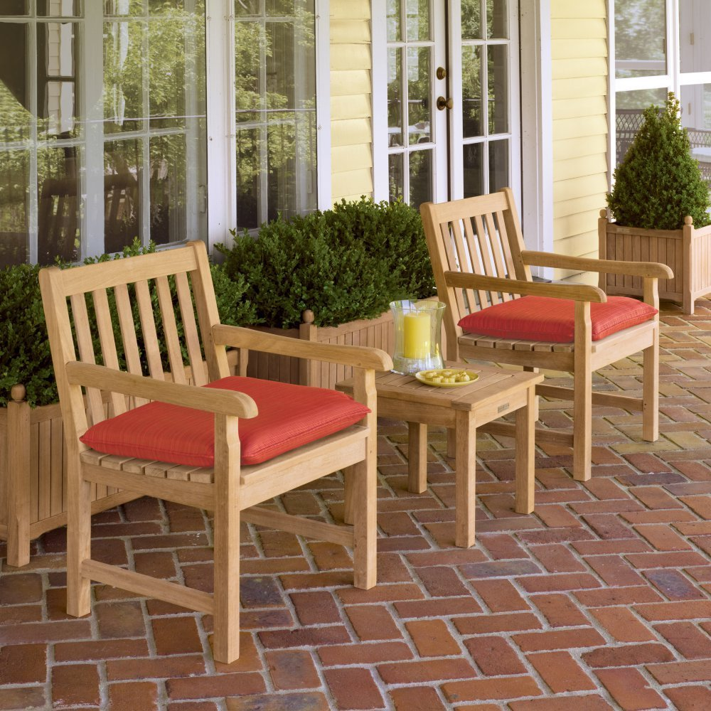 Image of: Front Porch Benches Sets