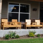 Front Porch Chairs Plans