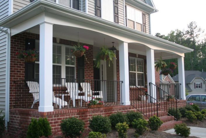Front Porch Designs Elegant