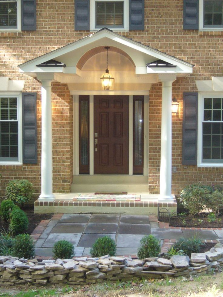 Front Porch Designs Large
