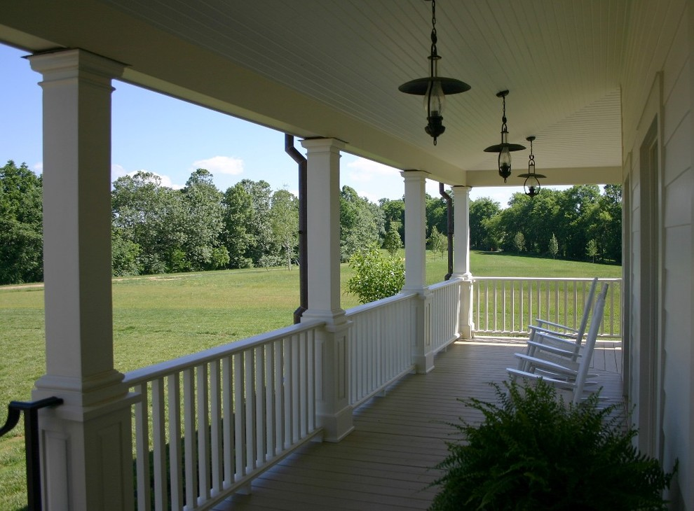 Image of: Front Porch Hanging Light Furniture