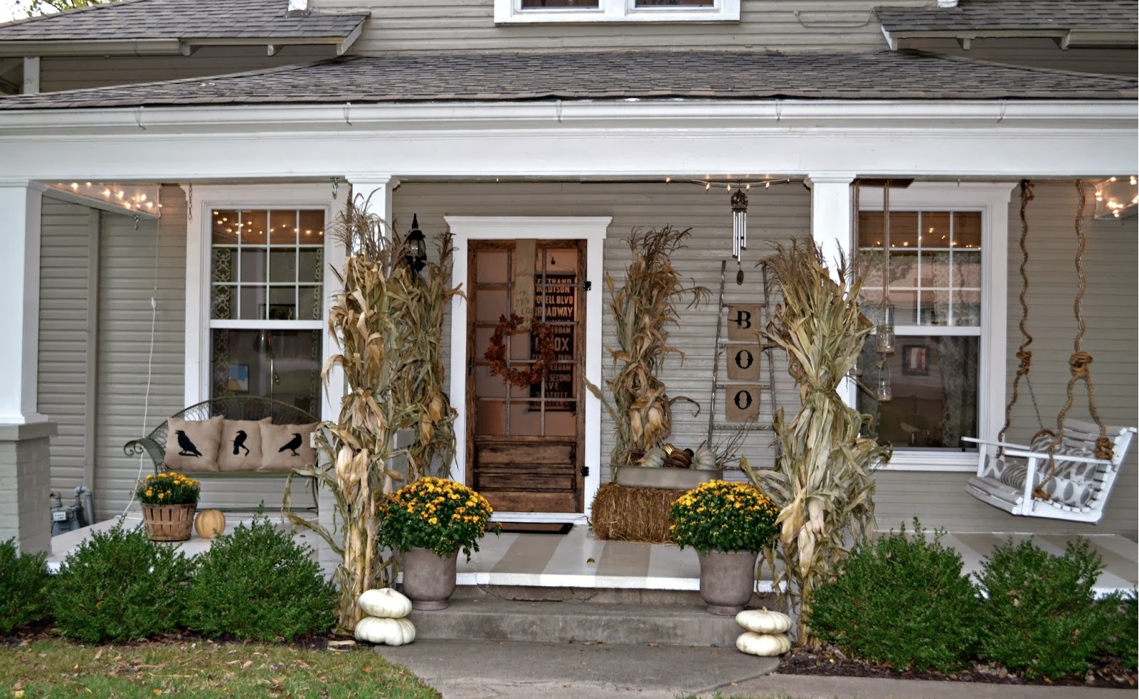 Front Porch Ideas for Small Houses Vintage