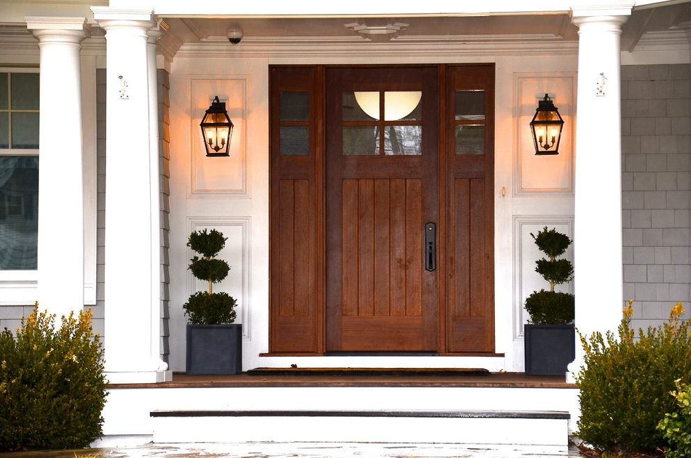 Image of: Front Porch Light Fixtures Images
