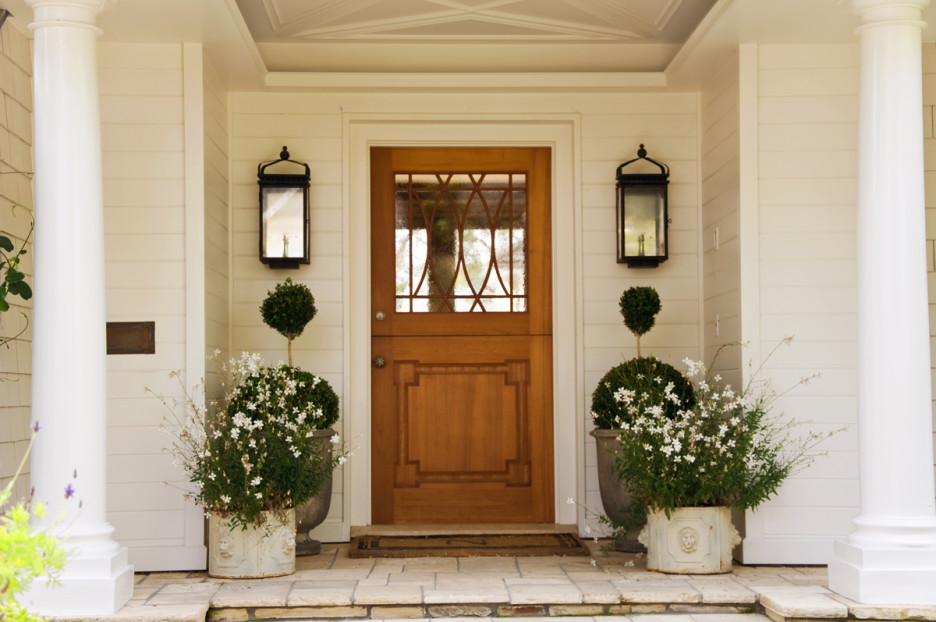 Image of: Front Porch Lights Ideas