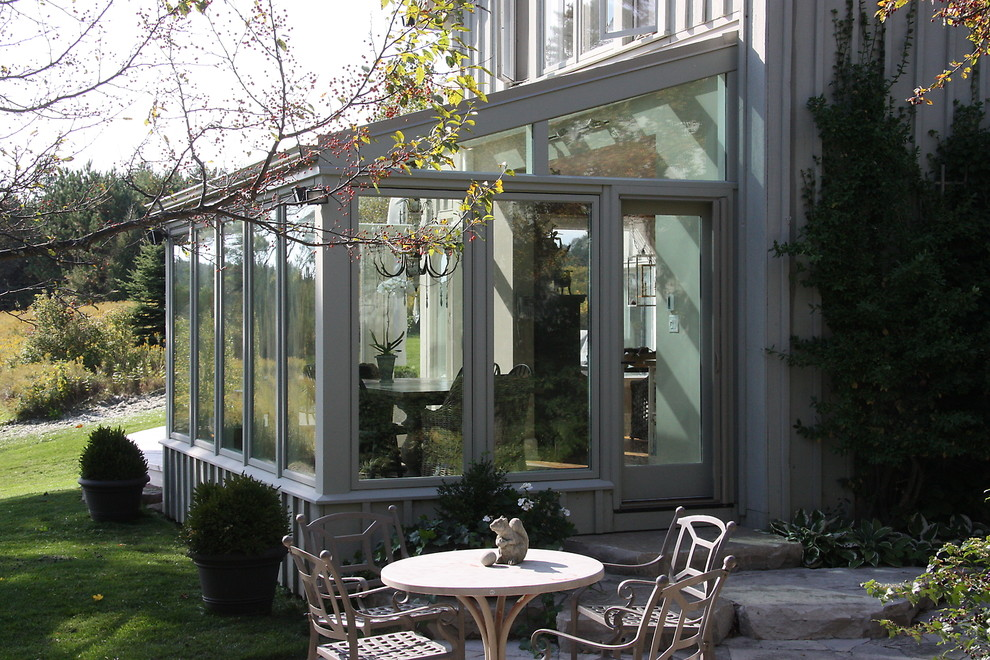 Image of: Glassed In Porch Pictures