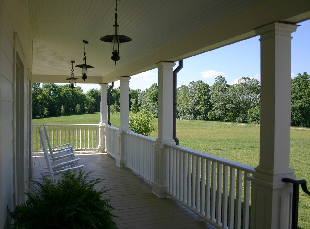 Image of: Glorious Farmhouse Porch Lights