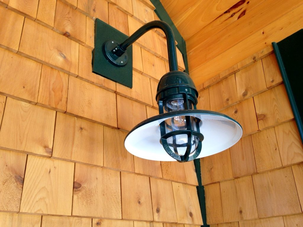 Image of: Gooseneck Barn Light Cheap