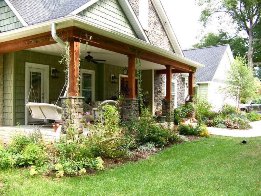 Image of: Great Front Porch Ideas And More