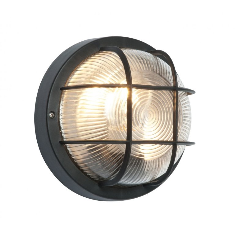 Image of: Half Round Outdoor Wall Lights