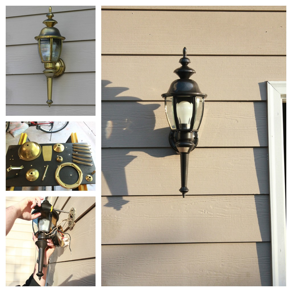 Image of: Hanging Front Porch Lights
