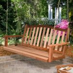 Hanging Porch Swings Wooden