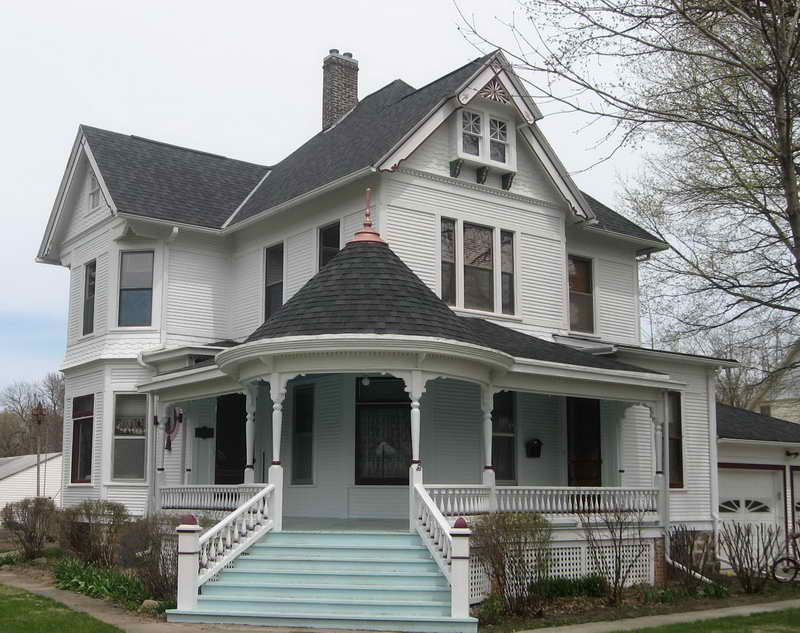 Image of: Houses With Wrap Around Porches One Story
