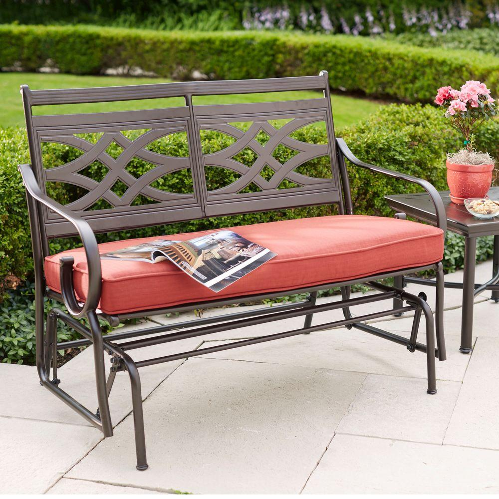 Image of: Ideas Front Porch Benches