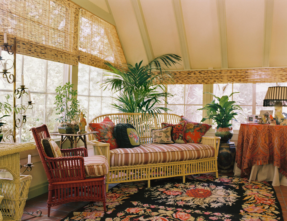 Image of: Ideas For Screened In Porch Home