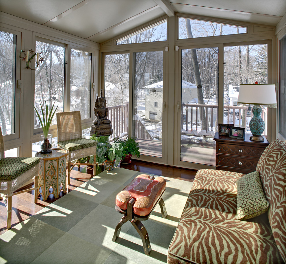 Image of: Ideas For Screened In Porch Small