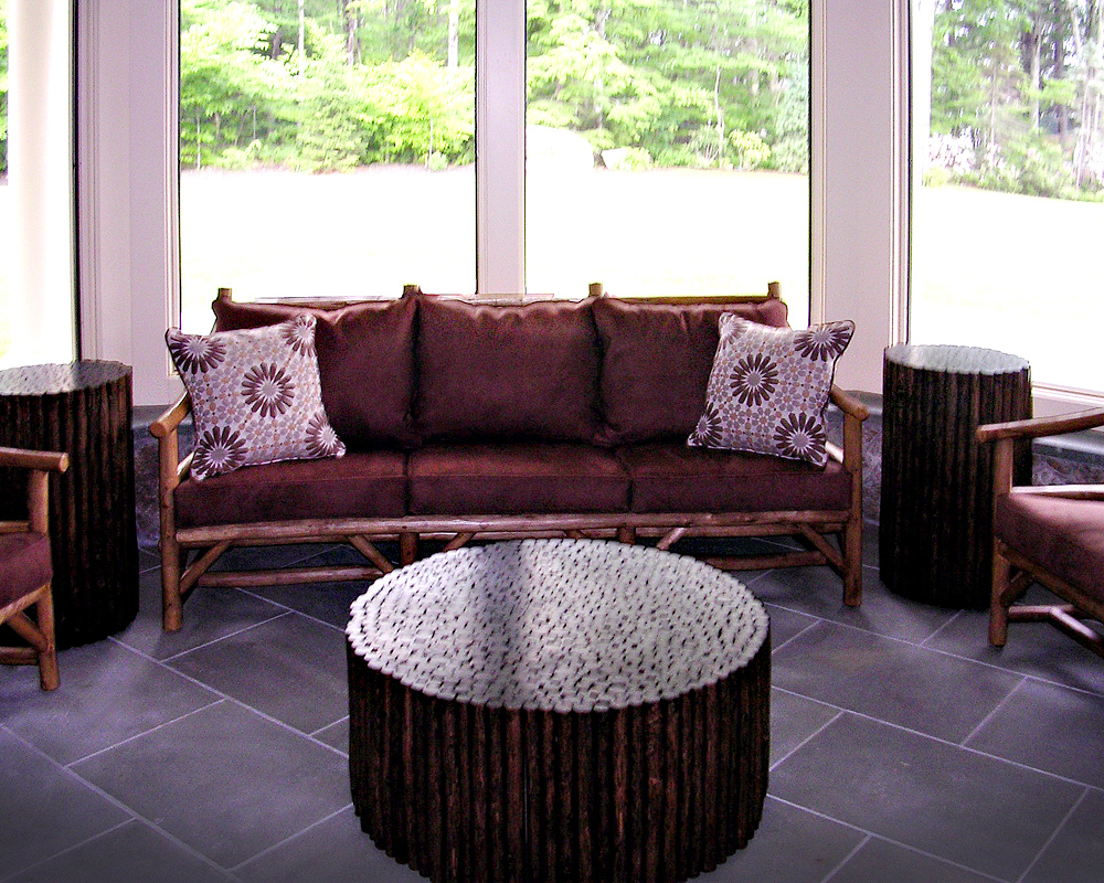 Image of: Indoor Porch Furniture Cushions