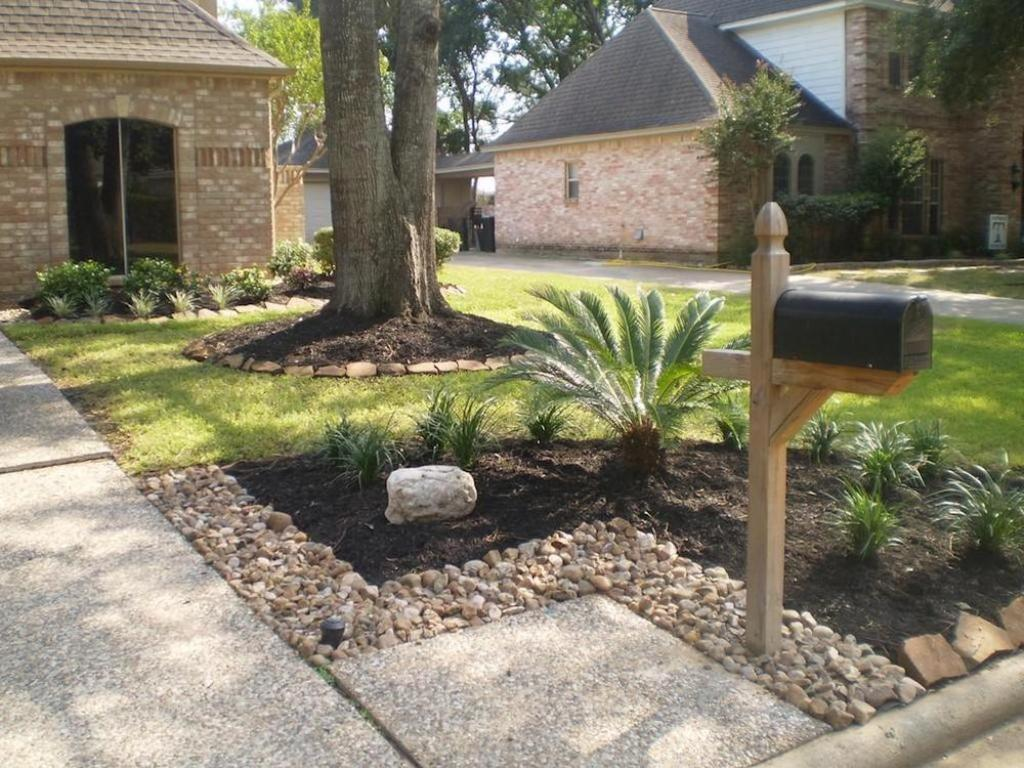 Inexpensive Landscaping Walkways