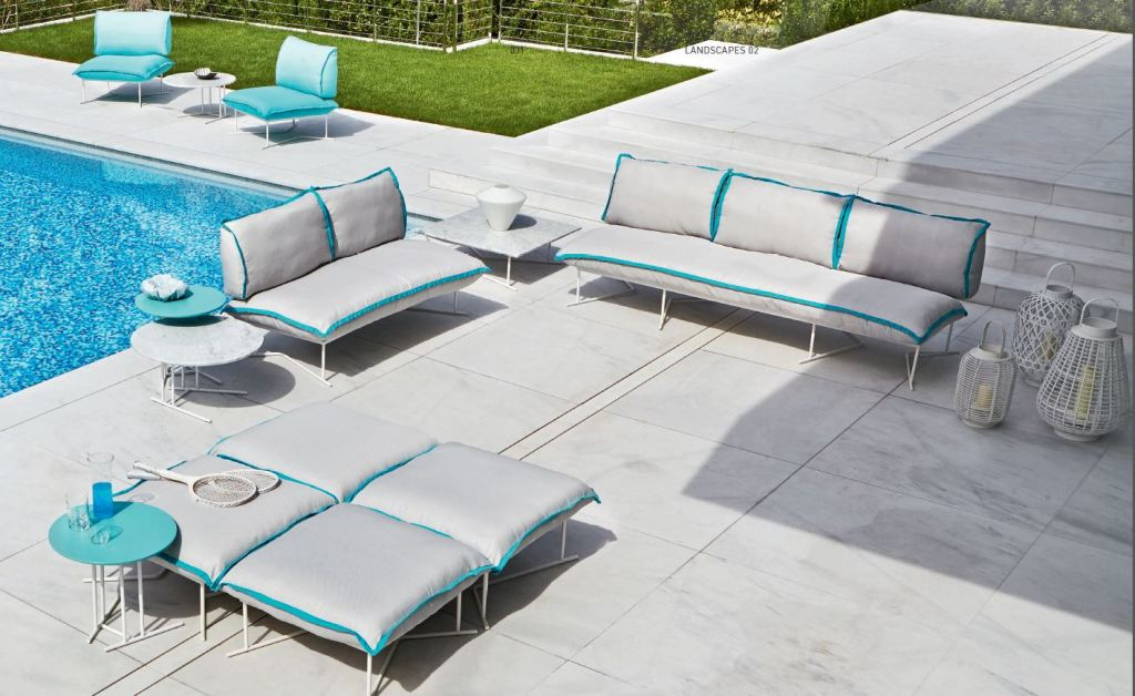 Image of: Inexpensive Modern Outdoor Furniture