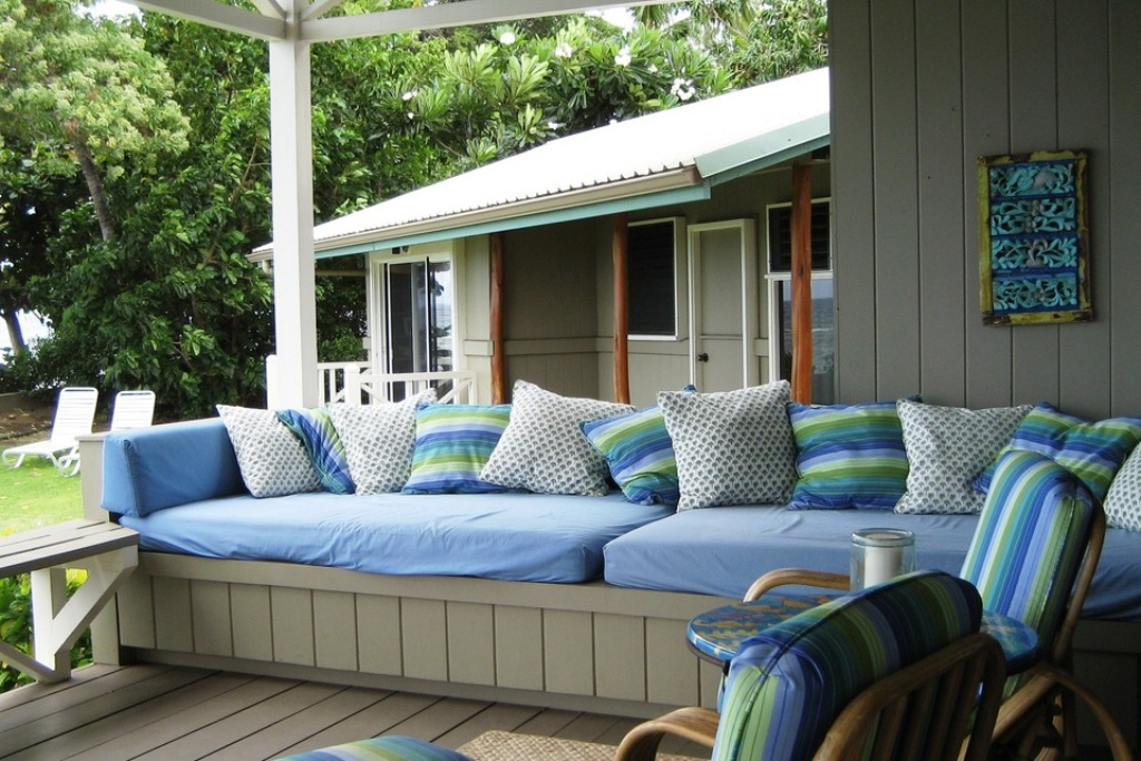 Image of: Lanai Porch Photos