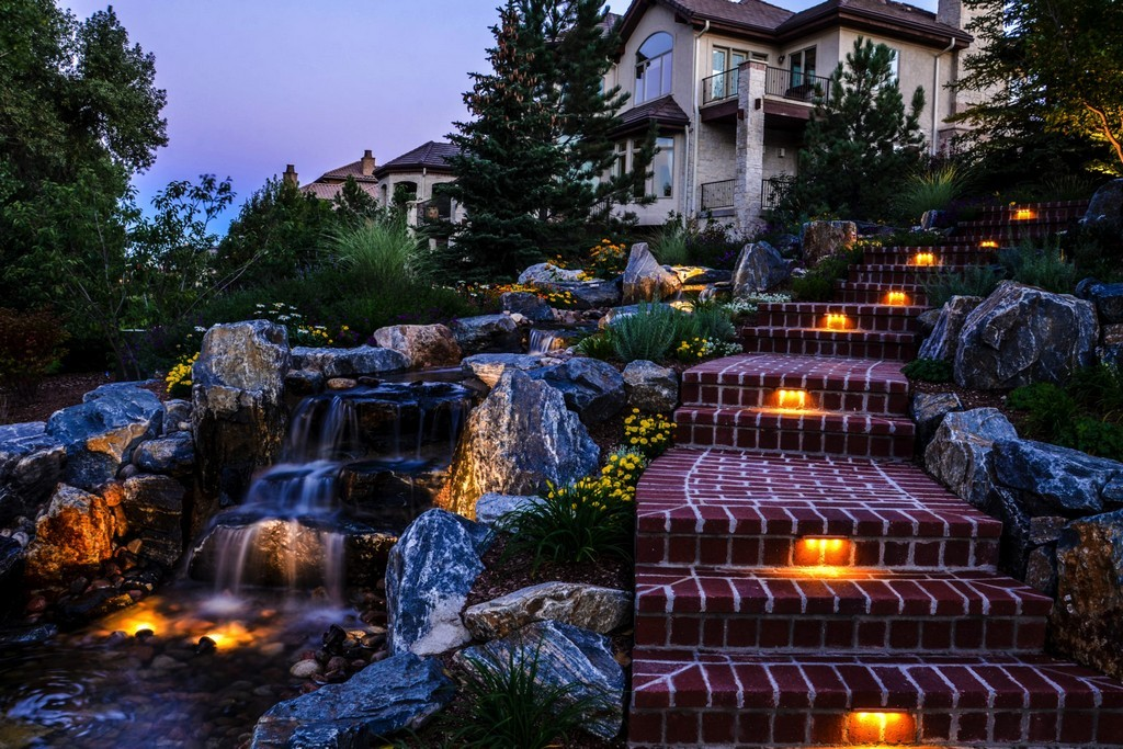 Image of: Landscape Lighting Electrical Connectors