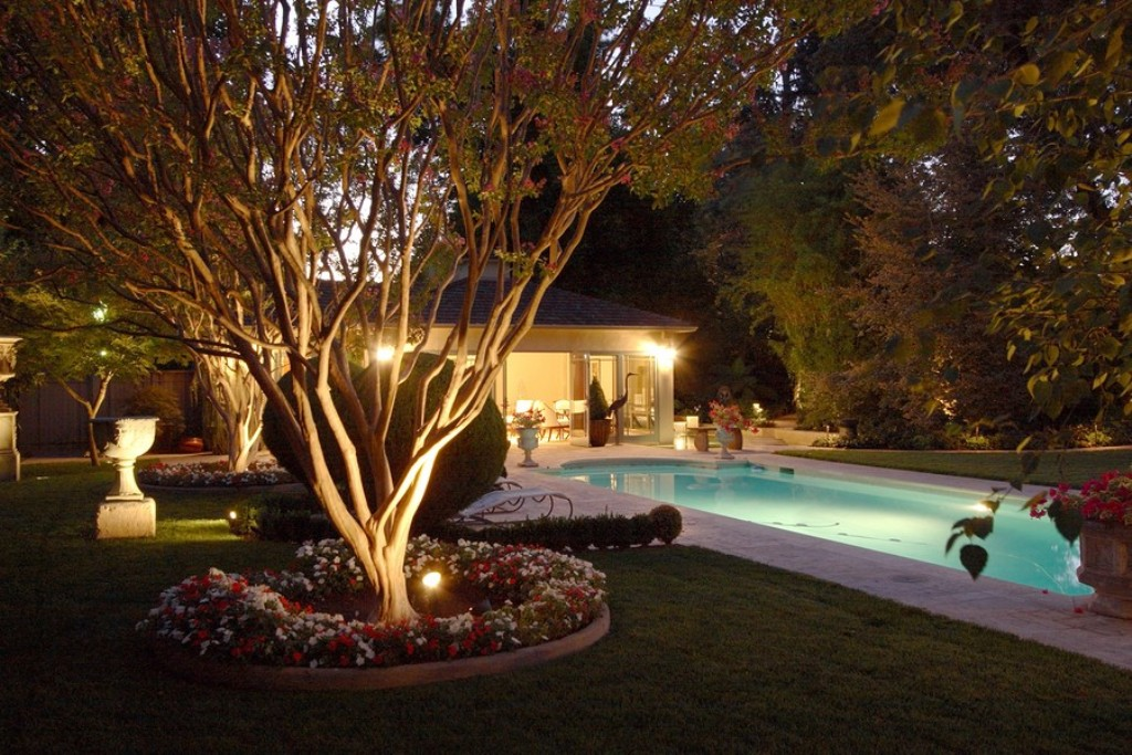 Image of: Led Landscape Lighting Connectors