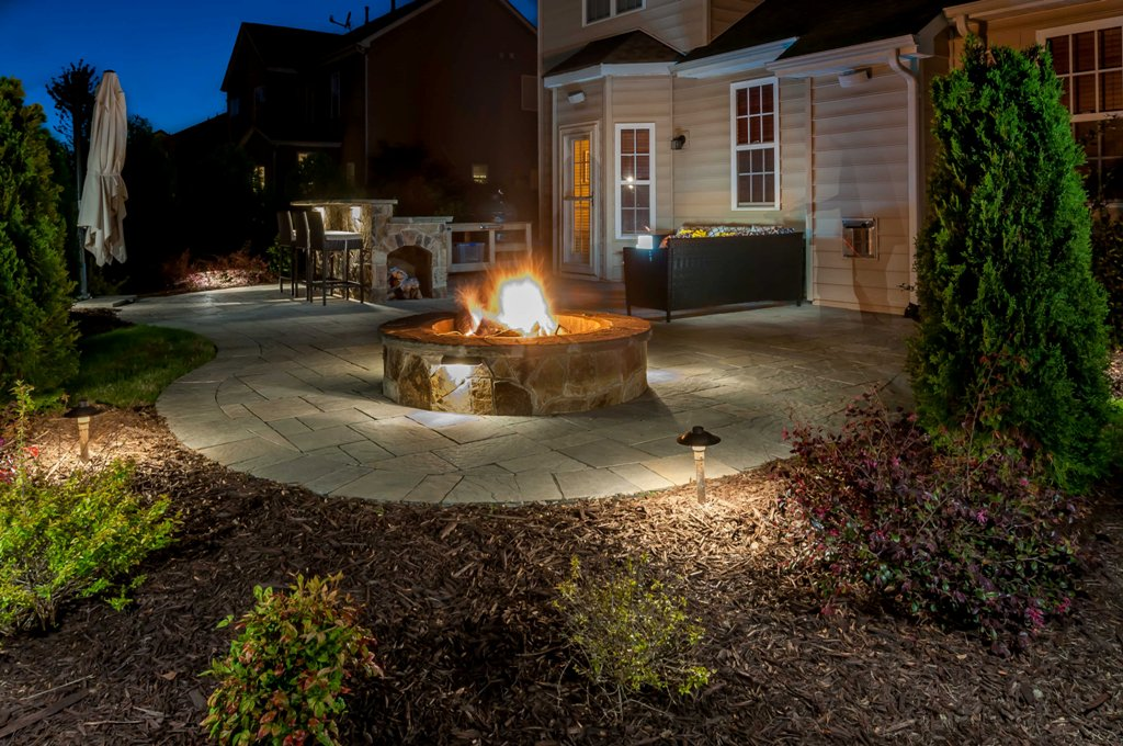 Image of: Low Country Outdoor Lighting