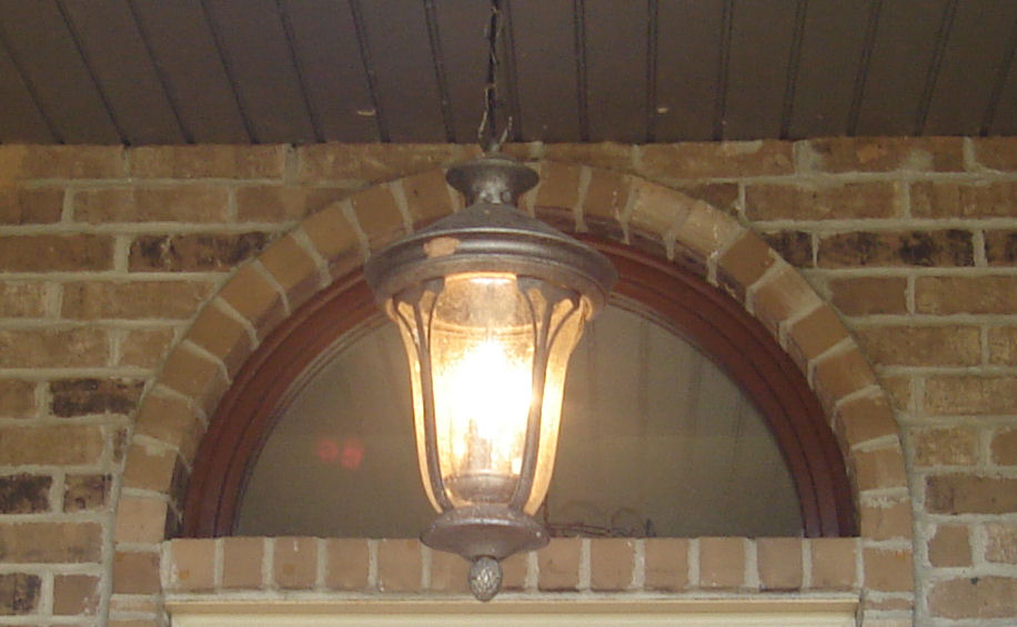 Image of: Make Front Porch Lights