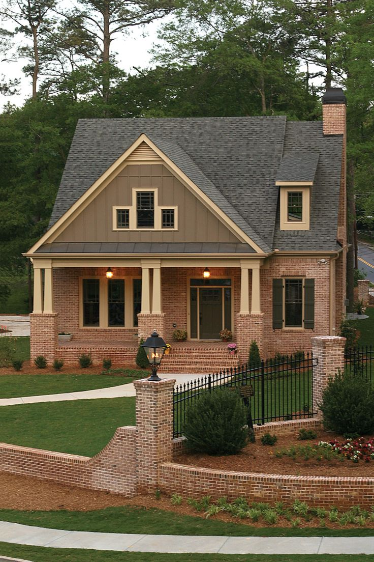Image of: Mini House Plans With Front Porches