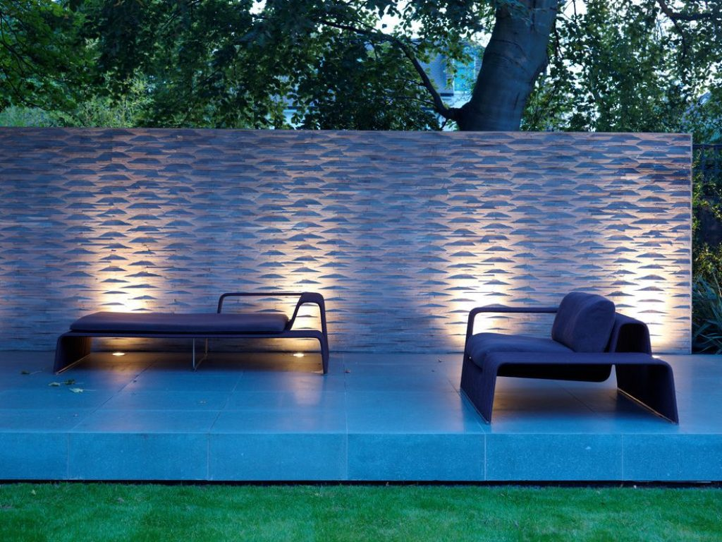Image of: Modern Outdoor Wall Lights