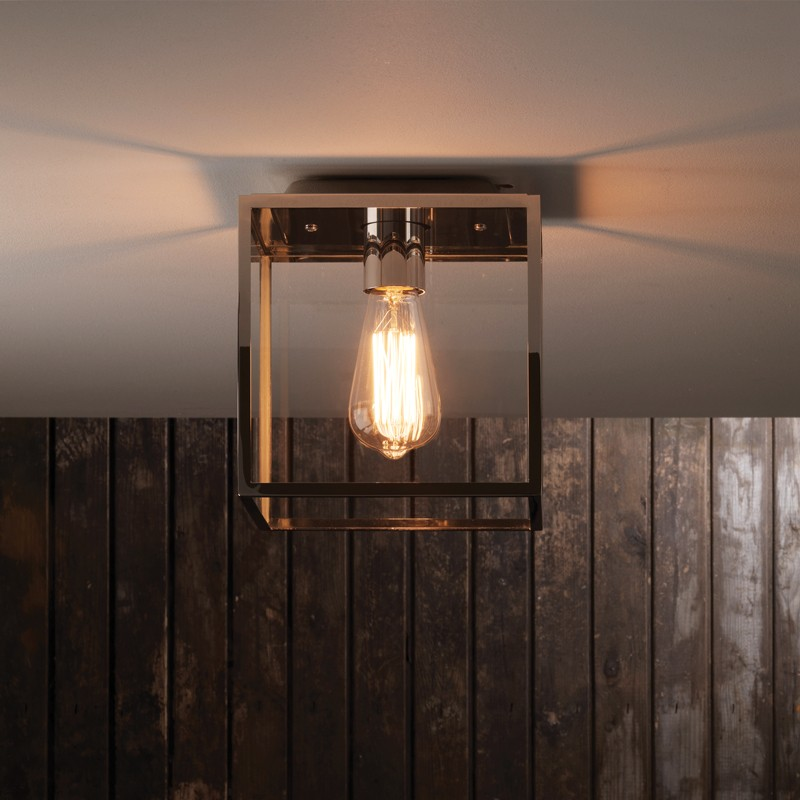 Image of: Modern Porch Light Ceiling