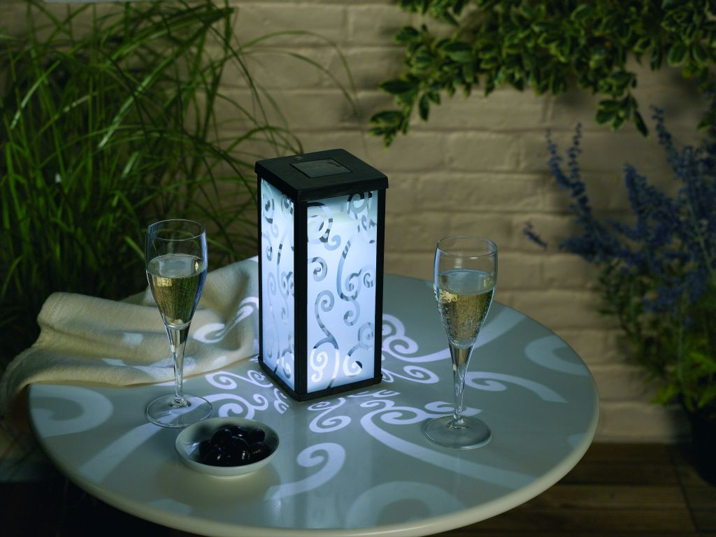 Image of: Motion Activated Porch Light Table