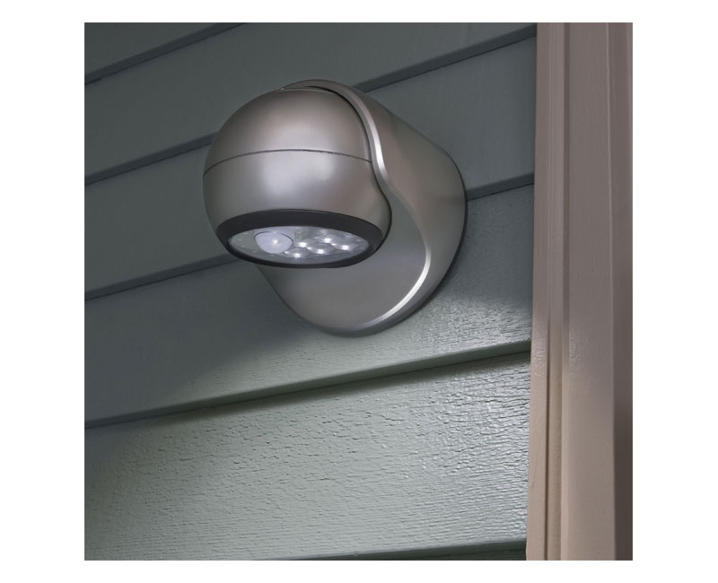 Image of: Motion Sensor Led Porch Lights