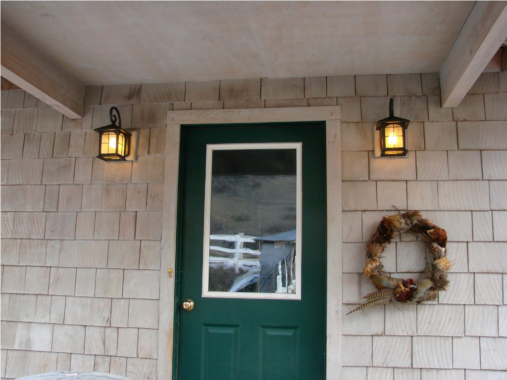 Image of: Nautical Front Porch Light Fixtures