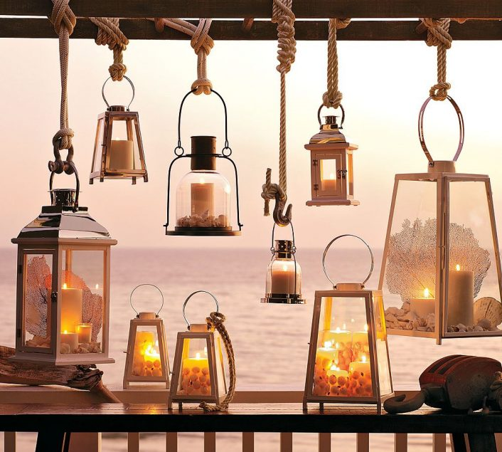 Nautical Porch Lights Design