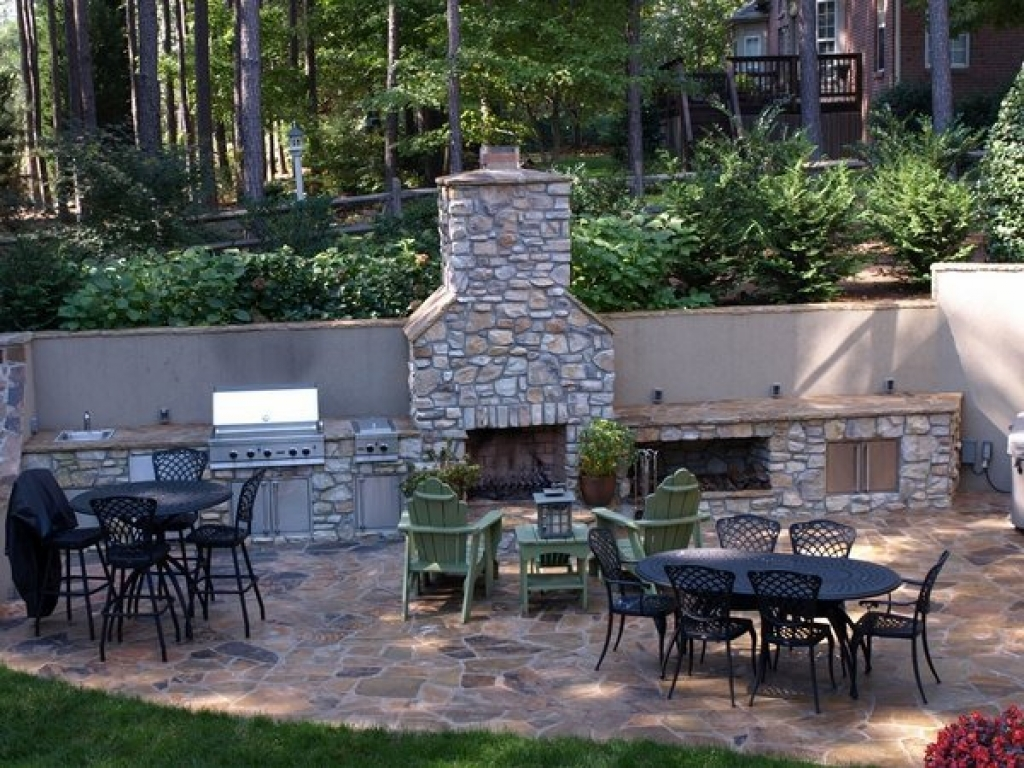 New Outdoor Kitchens In Katy Texas