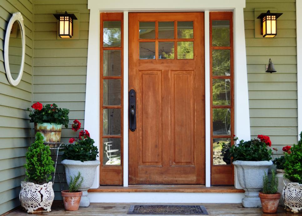 Image of: Original Front Porch Decorating